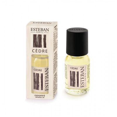 Cèdre Concentré de parfum 15 ml