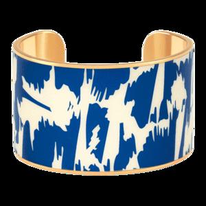 Manchette Joy – Bleu Faïence