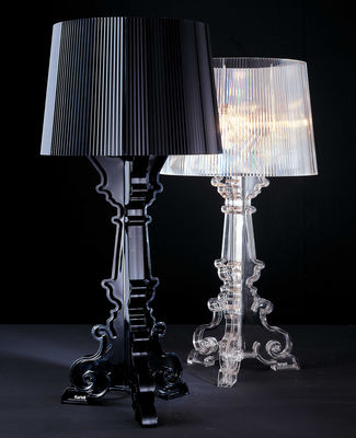 Lampe  Bourgie Noir