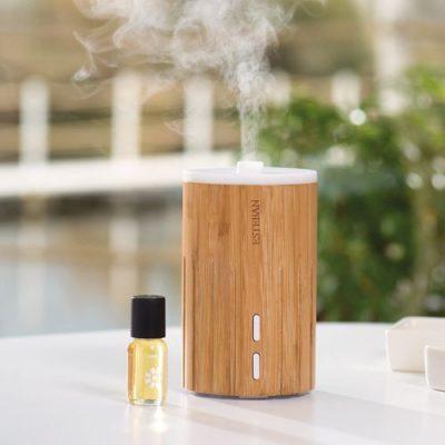 Diffuseur brume de parfum Edition Bois & Lumière