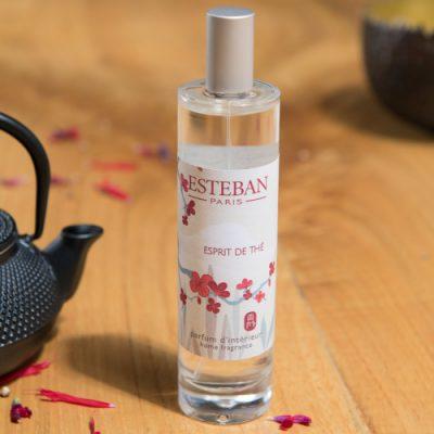 Esprit de thé Vaporisateur 100 ml