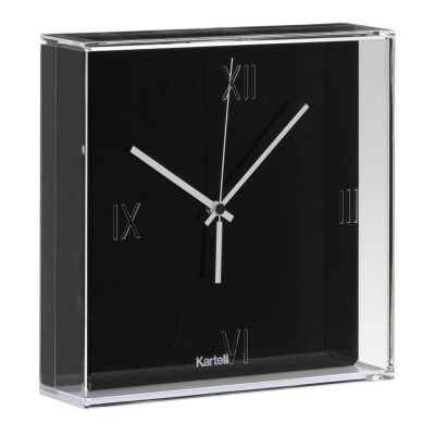 Horloge Tic & Tac noir