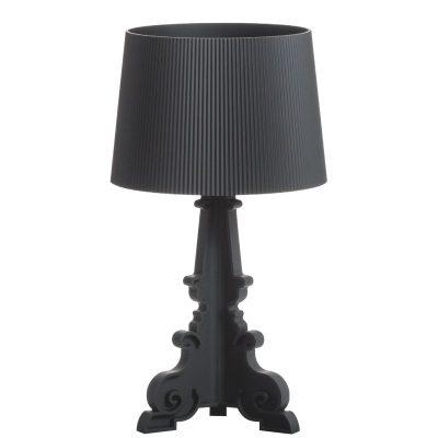 Lampe Bourgie Noir mat