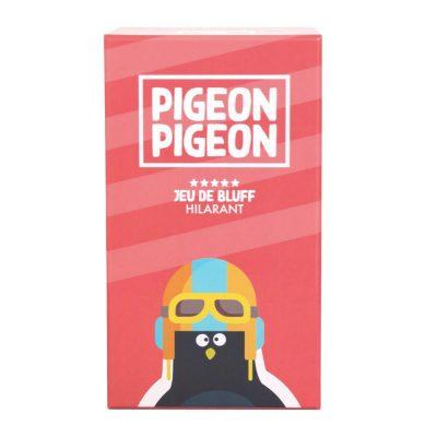 Pigeon Pigeon !