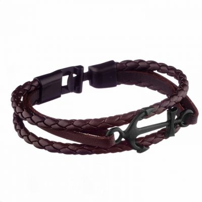 Bracelet Trocadéro – cuir