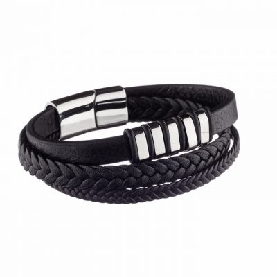 Bracelet Dauphine – cuir