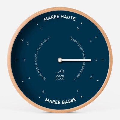"Horloge des marées ""Marine"""