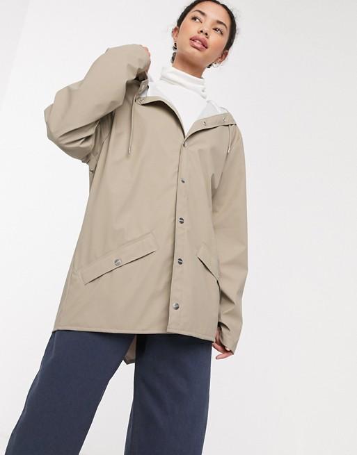 "Rains ""Short Jacket"" beige"