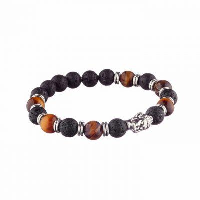 Bracelet Télégraphe – pierres naturelles