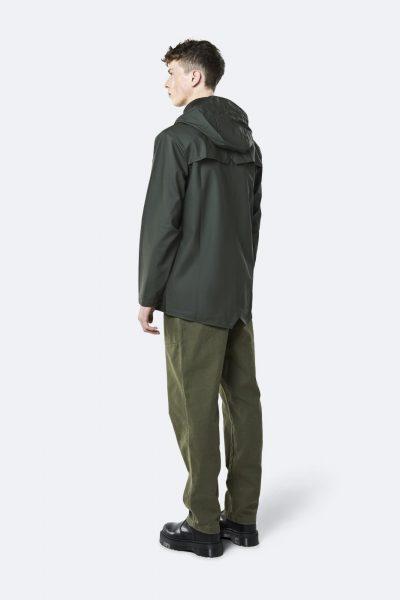 """Rains """"Short Jacket"""" kaki"""