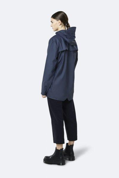 """Rains """"Short Jacket"""" bleu marine"""