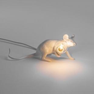 Lampe de table mouse – souris allongée