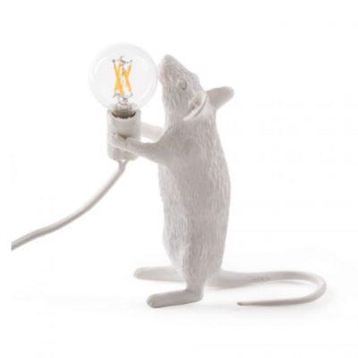 Lampe de table mouse – souris debout