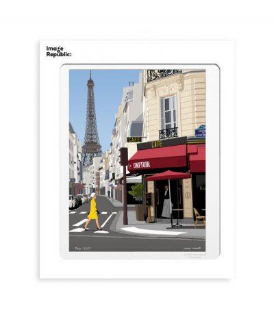 """Affiche """" Paris """""""
