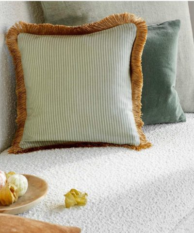 """Coussin """"Green"""""""