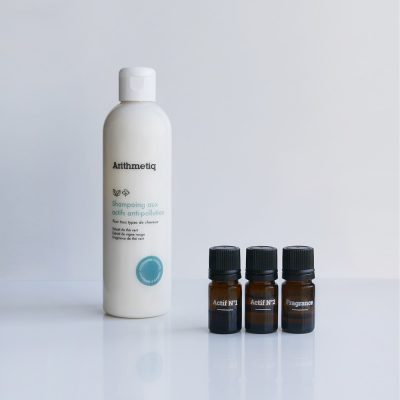 Shampoing anti-pollution