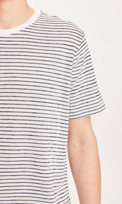 Tee-shirt a rayures