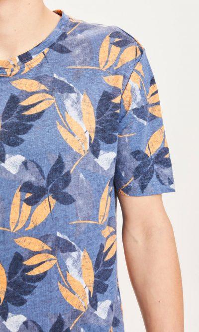 Tee-shirt fleuri