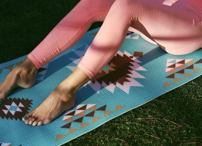 Tapis de yoga – Navajo