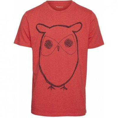 """t shirt """"alder"""" rouge"""