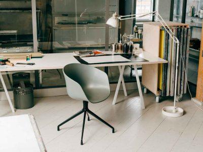 25- Chaise de bureau
