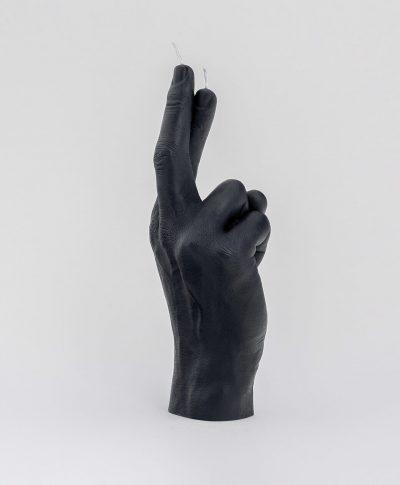 "Bougie  ""Crossed Fingers"""