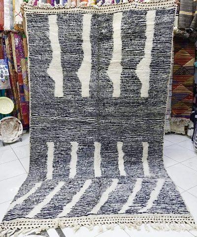 Tapis Béni Ouarain n°9900
