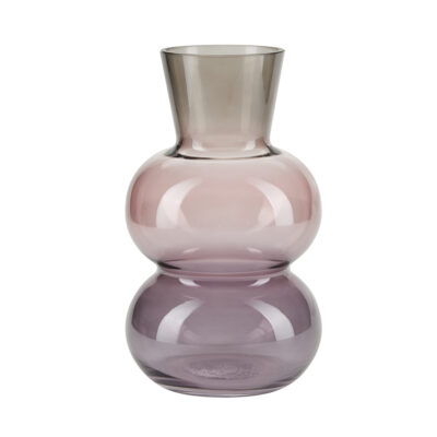Vase with 2 bubble