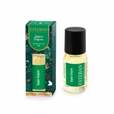 """concentré de parfum """"sapin exquis"""""""